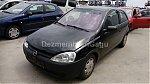 Dezmembrez Opel Corsa C, an 2002
