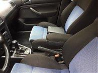Interior cu incalzire Vw Golf 4 1.6 SR an 2000 albastru