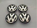Capace jante aliaj originale VW Golf , Passat , Jetta , Eos Cod OE 3B7 601 171 / 3B7601171