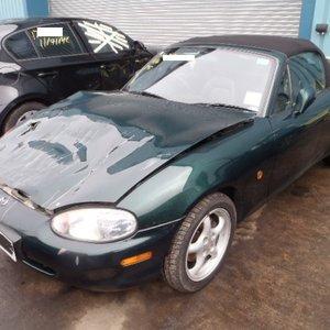 Dezmembrez Mazda MX5 din 2000, 1.8b,