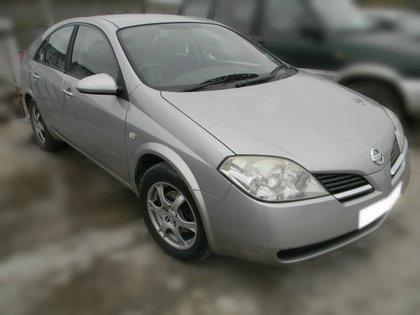 Dezmembrez Nissan Primera P12 1.6i, an fab 2004