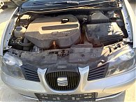 Balamale capota fata Seat Cordoba 2003 1.9 diesel 74 kw tip motor Volkswagen ATD