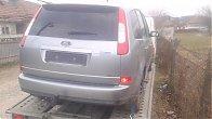 Haion +Luneta (fara alte accesorii ) Ford C-Max culoare gri model 2004 in stare f buna se ofera factura