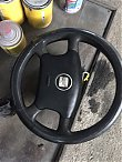 Volan complet cu airbag Seat Alhambra 2007