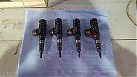 Vând injectoare pentru motoare 2.0 D 140 CP VW Audi Seat Skoda
