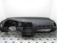 Plansa Bord Audi Q7 4L - Facelift 2012 culoare neagra cod 4L1857041N 24A