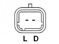 Generator / Alternator DACIA LOGAN (LS_) ELSTOCK 28-5862