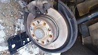 Set 2 discuri spate VW Golf 5 - 1.6FSI - hatchback