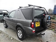 Dezmembrari Land Rover Freelander 2005