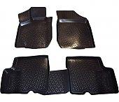Covoare cauciuc stil tavita DACIA LOGAN 2004-2012 (3D 0368DPE, A10 )