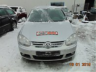Dezmembram VW Golf 5 , 1.9TDI , tip motor BLS , fabricatie 2008