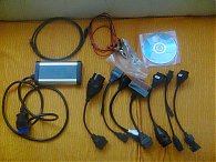 Diagnoza auto AUTOCOM CDP 2014 R2 OKI CHIP + set cabluri