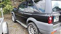 Dezmembrez Land Rover Freelander 1.8 benzina, 120 cp, an 2001