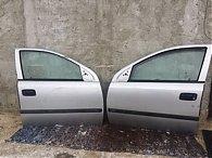 Uși stânga dreapt fata Opel Astra g an 2004 complete geam macara+motoras fata portiera