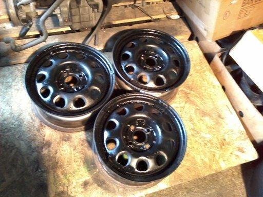 1 Janta otel R14 VW GOLF 3, Polo, Vento, Opel astra, Vectra, Opel Corsa