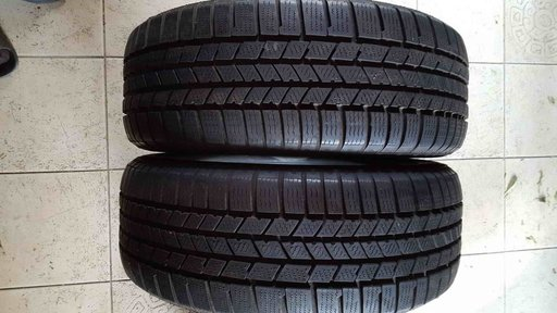 2 buc Anvelope Iarna 17 inch Continental 225/55 R17