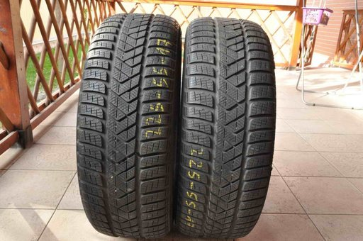 2 buc Anvelope Iarna Pirelli Sottozero 3 225/55/R1