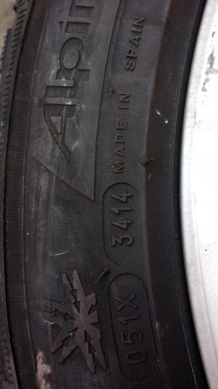 4 Jante + Anvelope, 225/50/R17 pentru Audi A5