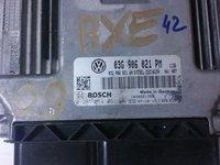 42. Calculator motor vw golf5 1.9 tdi 105hp edc16u34 03G906021PM 0281014061 motor BXE
