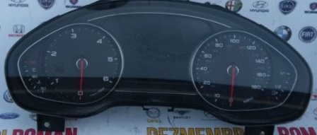 4h0920910a Ceasuri bord Audi A8 4H motor 4.2tdi CD