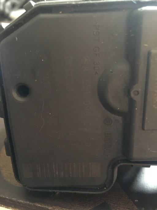 A6510900470 clapeta acceleratie mercedes 2.2 euro 5