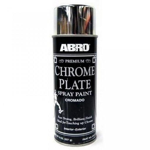 Abro Spray Vopsea Crom 227G CH2520
