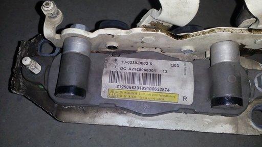Actuator / balama capota Mercedes Benz W212 W207 W218 A2129066301