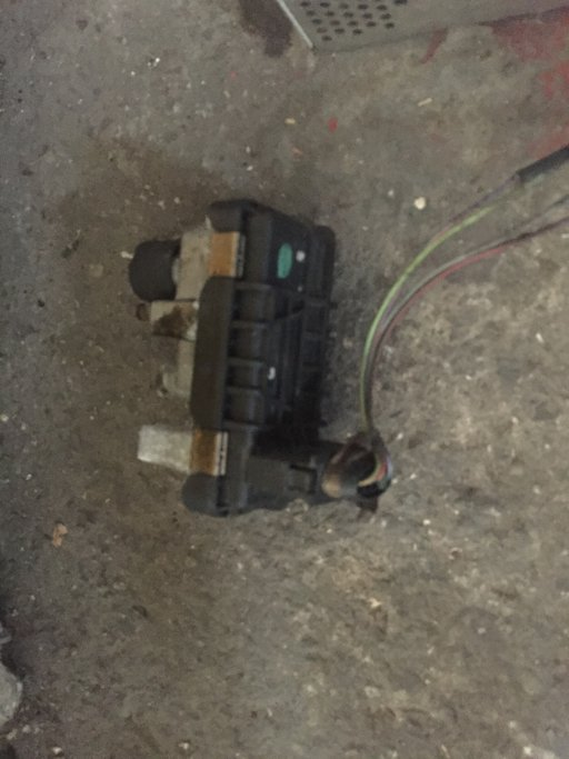 Actuator electric turbo Ford Mondeo 2.0 tdci din 2