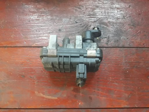 Acuator turbo BMW F10 2.0 D Efficient Dynamics 184 cai motor N47D20C cod 49335-19410
