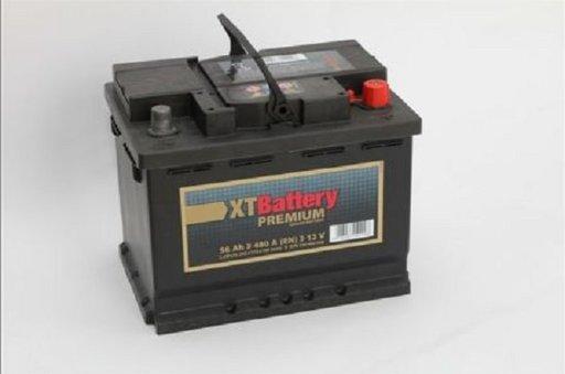 Acumulator 55Ah 460A XT Battery Premium