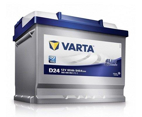 Acumulator 60 Ah Varta Blue Dynamic 560408054