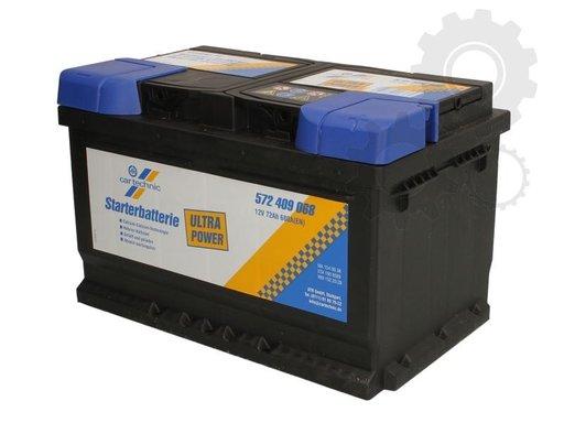 Acumulator auto cartechnic 72ah 680A