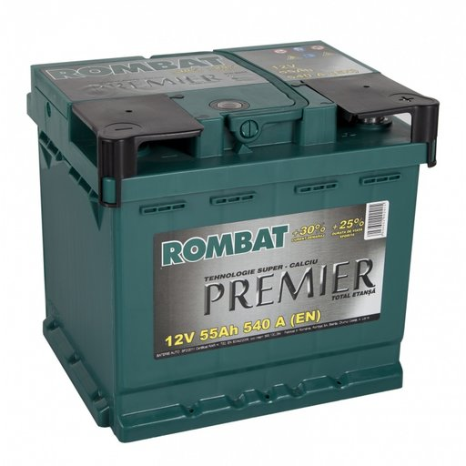 Acumulator auto Rombat Premier 55Ah