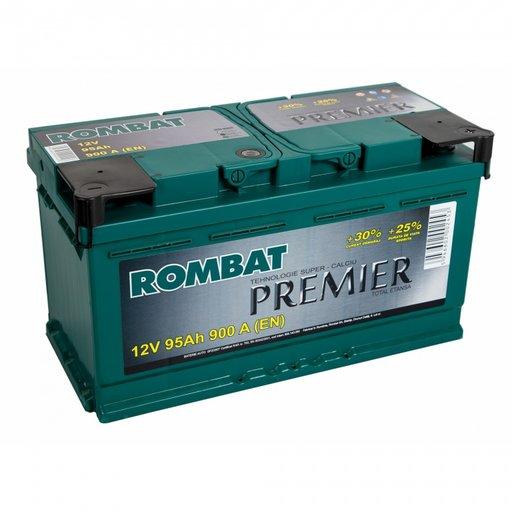 Acumulator auto Rombat Premier 95Ah