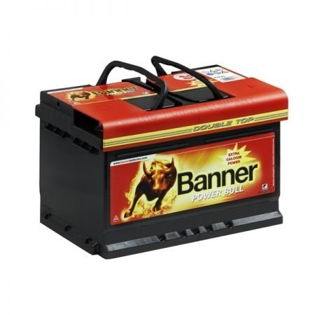 Acumulator BANNER POWER BULL 80 Ah Produs nou