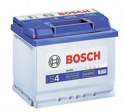 Acumulator baterie auto 52Ah BOSCH - Dacia logan M