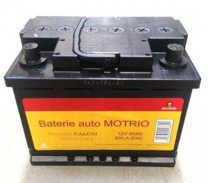Acumulator baterie auto 60Ah DACIA MOTRIO