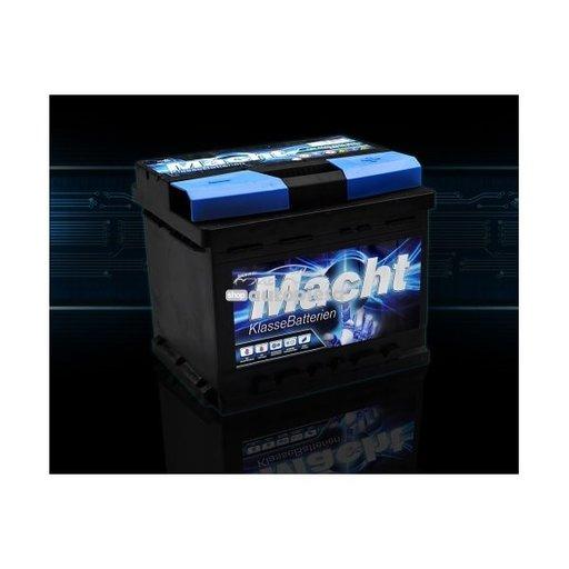 Acumulator baterie auto MACHT 45 Ah 360A 25341 - piesa NOUA