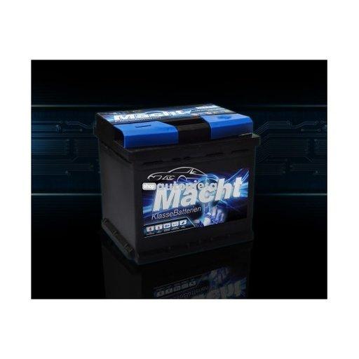 Acumulator baterie auto MACHT 50 Ah 420A 25342 - piesa NOUA
