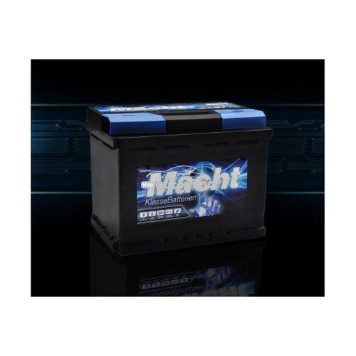 Acumulator baterie auto MACHT 55 Ah 480A 25343 - piesa NOUA