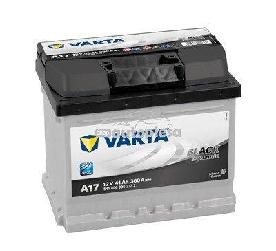 Acumulator baterie auto VARTA Black Dynamic 41 Ah 360A 5414000363122 - piesa NOUA