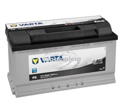 Acumulator baterie auto VARTA Black Dynamic 90 Ah 720A 5901220723122 - piesa NOUA