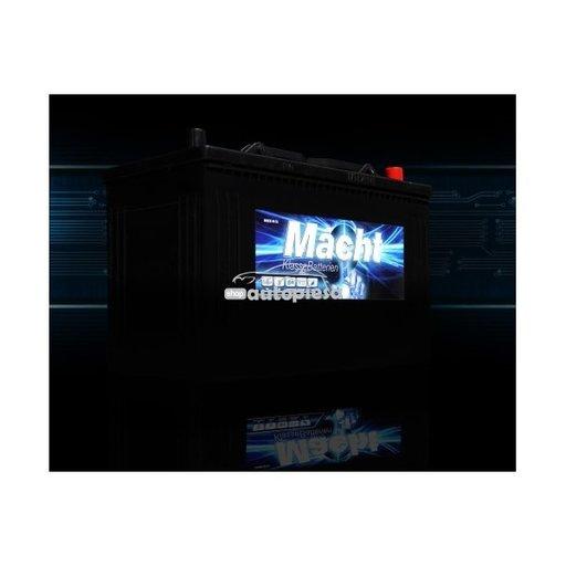 Acumulator baterie camioane MACHT 120 Ah 850A 25660 - piesa NOUA