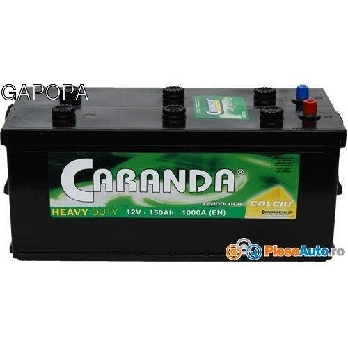 Acumulator HEAVY DUTY 12V 150Ah Caranda
