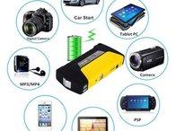 Acumulator portabil cu functie pornire motor (600 A) si incarcare dispozitive mobile