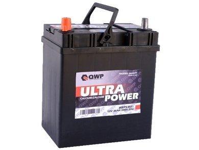 ACUMULATOR QWP ULTRA POWER 12V 35AH pentru MATIZ
