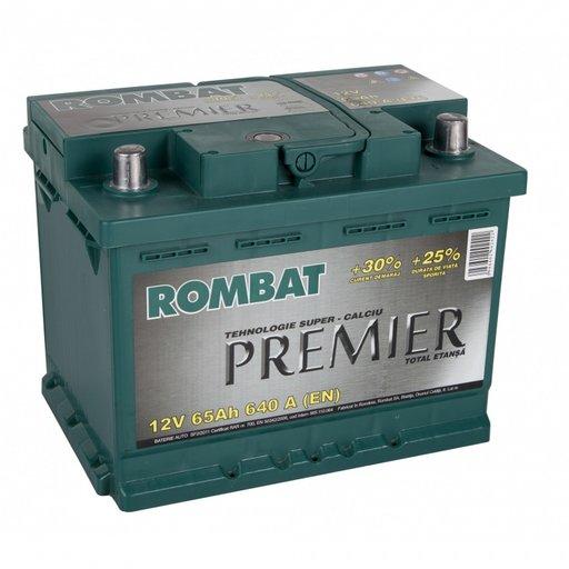 Acumulator Rombat Premier 65Ah