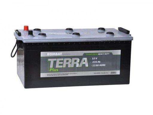 Acumulator Terra Rombat Plus 12V 235Ah 1150A(EN)