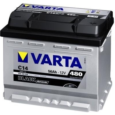 Acumulator Varta Black Dynamic 56Ah
