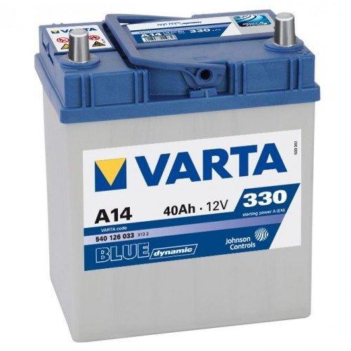 Acumulator Varta Blue Dynamic 40 Ah A14 540126033